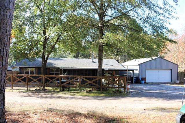 110 Tanglewood, Avinger, TX 75630 (MLS #14226720) :: RE/MAX Town & Country