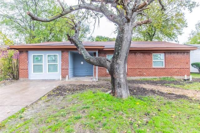 7908 Woodshire Drive, Dallas, TX 75232 (MLS #14226722) :: The Rhodes Team