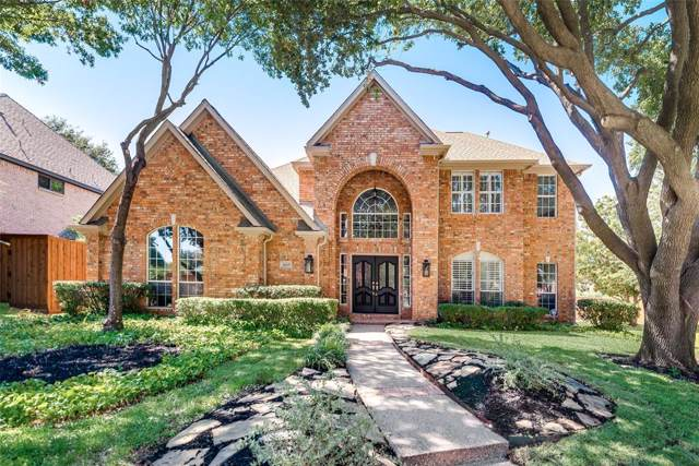 3017 Harkness Drive, Plano, TX 75093 (MLS #14226726) :: Hargrove Realty Group