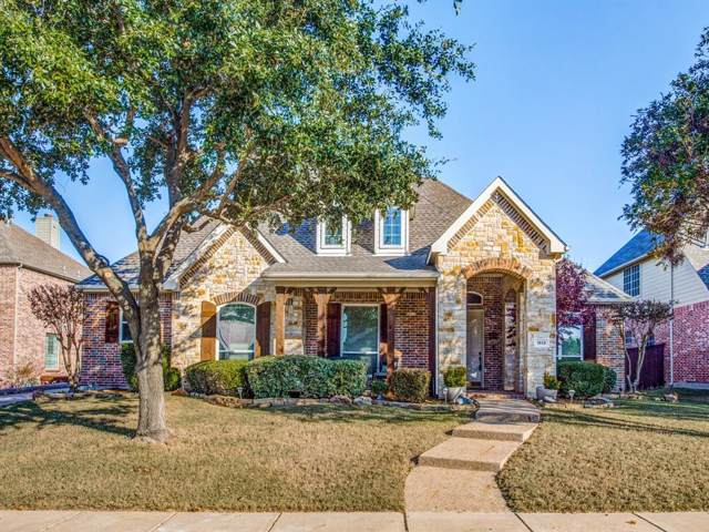 1913 Saint Johns Avenue, Allen, TX 75002 (MLS #14226727) :: RE/MAX Town & Country