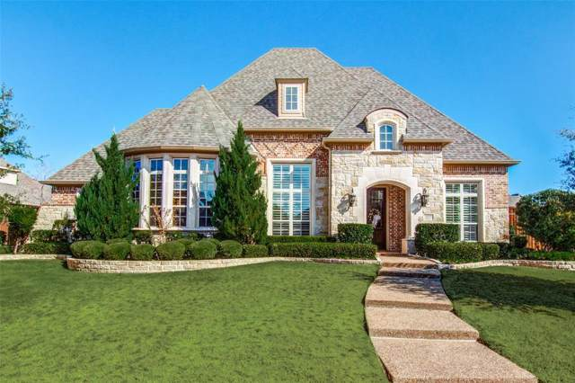 11528 Mirage Lane, Frisco, TX 75033 (MLS #14226741) :: RE/MAX Town & Country