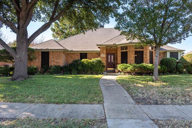 3302 University Drive, Rowlett, TX 75088 (MLS #14226753) :: RE/MAX Town & Country