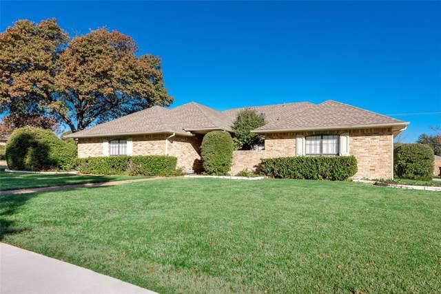 4121 Whippoorwill Lane, Plano, TX 75093 (MLS #14226791) :: Tenesha Lusk Realty Group
