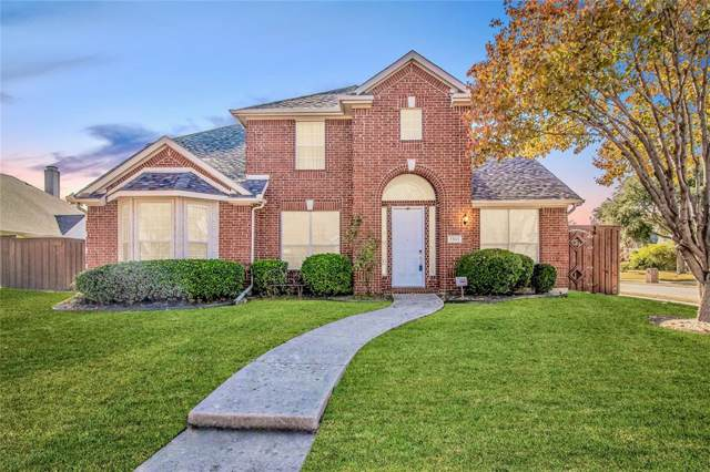 1533 Brewster Drive, Carrollton, TX 75010 (MLS #14226814) :: Acker Properties