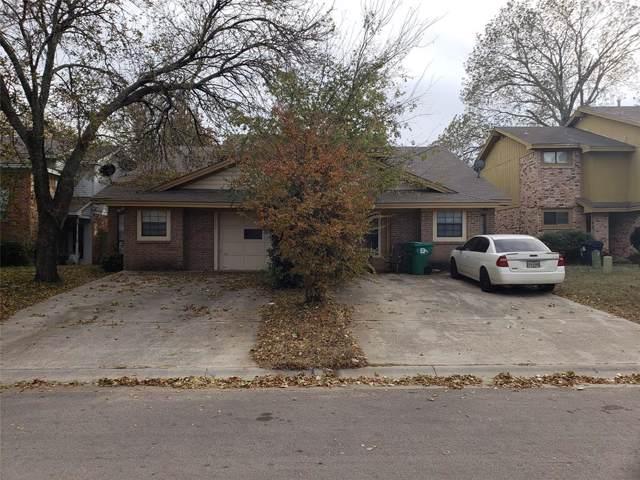 317 Benjamin Street, Denton, TX 76207 (MLS #14226815) :: Century 21 Judge Fite Company
