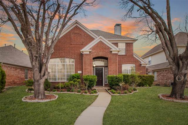 10408 Harris Court, Irving, TX 75063 (MLS #14226816) :: Team Hodnett