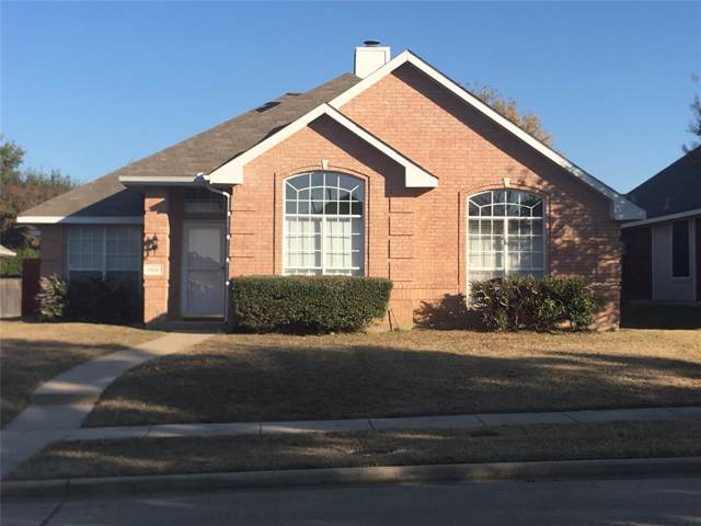9880 Danbury Drive, Frisco, TX 75035 (MLS #14226823) :: RE/MAX Town & Country