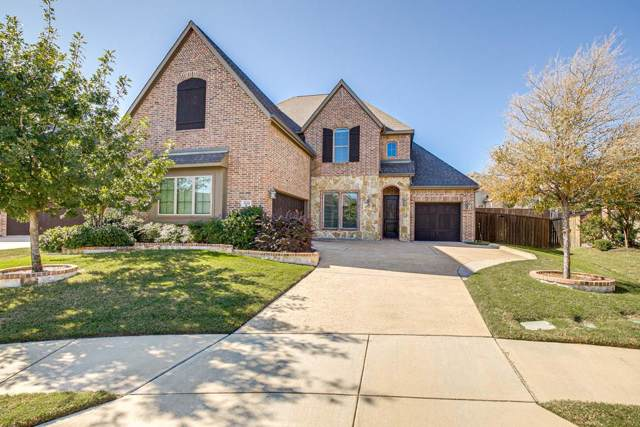 104 Chatfield Drive, Rockwall, TX 75087 (MLS #14226824) :: RE/MAX Town & Country