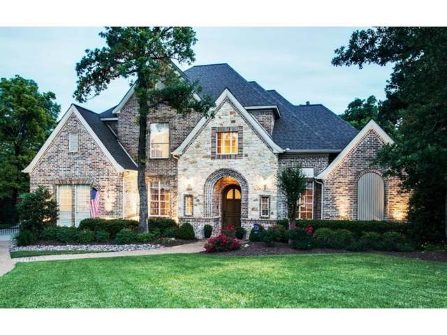 201 Oaklawn Drive, Colleyville, TX 76034 (MLS #14226833) :: The Tierny Jordan Network