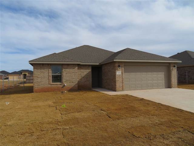 7009 Jennings Drive, Abilene, TX 79606 (MLS #14226834) :: Tenesha Lusk Realty Group