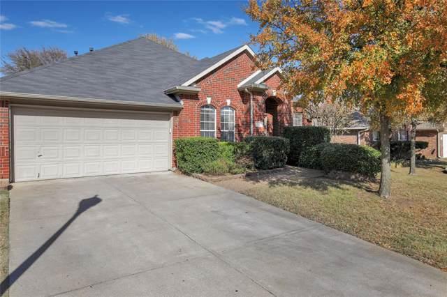1801 Sunflower Drive, Corinth, TX 76210 (MLS #14226845) :: Team Tiller