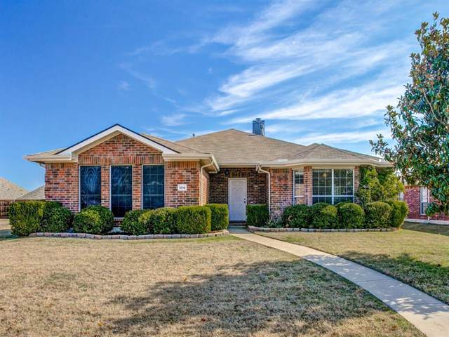 1016 Chesterfield Drive, Murphy, TX 75094 (MLS #14226863) :: The Chad Smith Team