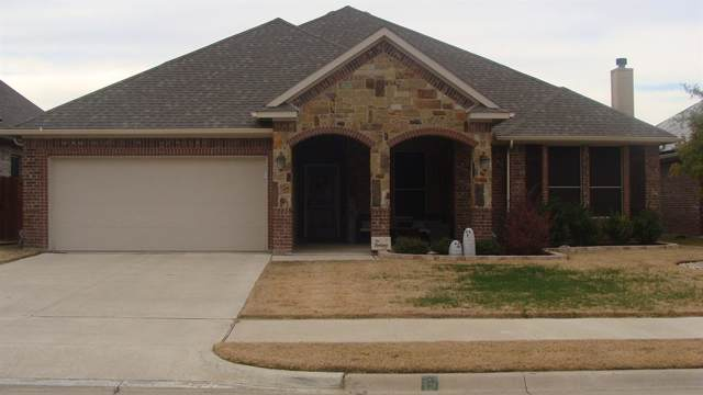 1724 Stillwater Drive, Burleson, TX 76028 (MLS #14226868) :: All Cities Realty