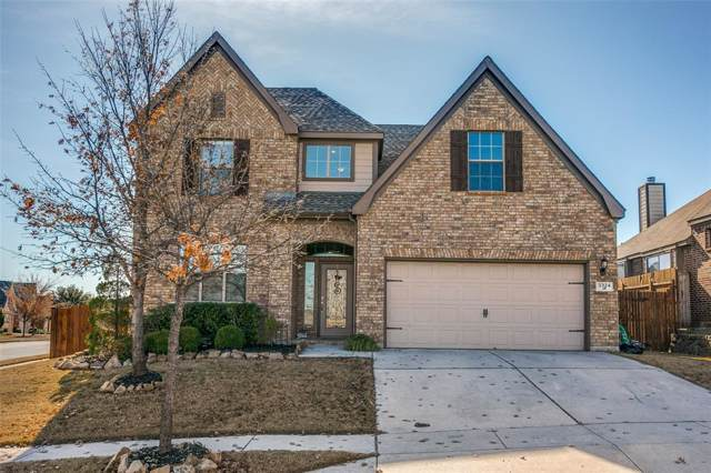 3324 Tori Trail, Fort Worth, TX 76244 (MLS #14226870) :: The Good Home Team