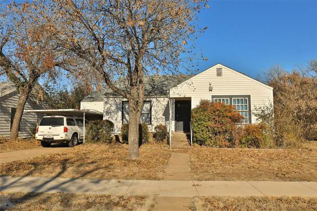 310 College Drive, Abilene, TX 79601 (MLS #14226873) :: Ann Carr Real Estate