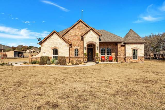 197 Wrigley Drive, Springtown, TX 76082 (MLS #14226881) :: RE/MAX Town & Country