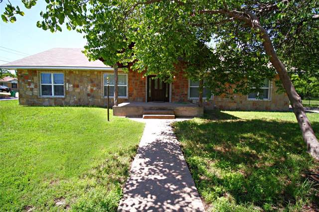 2363 W Denman Street, Stephenville, TX 76401 (MLS #14226884) :: Real Estate By Design