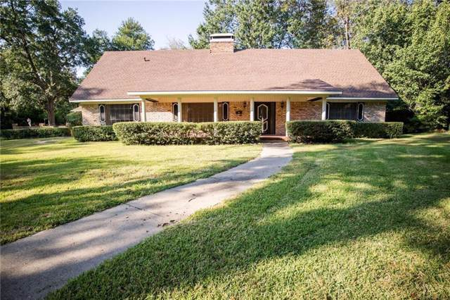 403 Johnson Street, Terrell, TX 75160 (MLS #14226912) :: RE/MAX Town & Country