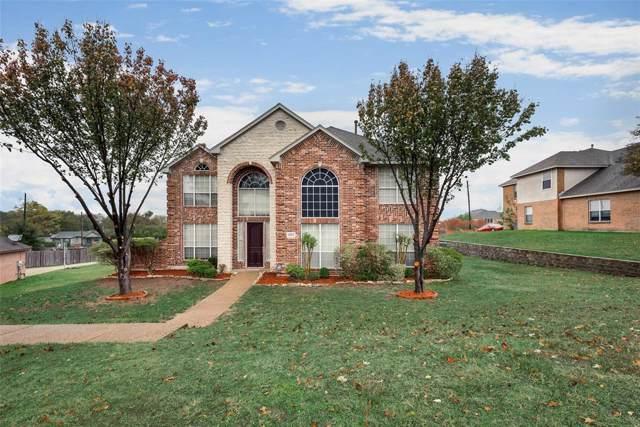 1004 Millington Drive, Desoto, TX 75115 (MLS #14226922) :: Century 21 Judge Fite Company