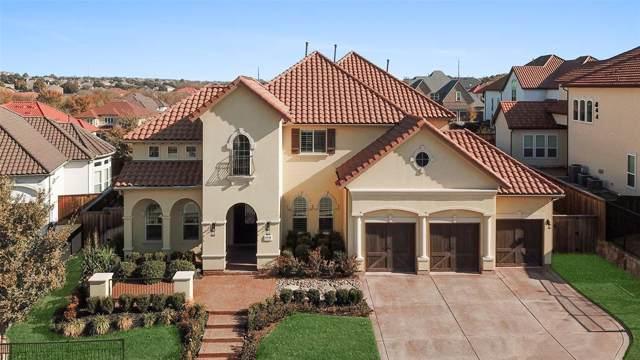 12128 Toscana Way, Frisco, TX 75035 (MLS #14226933) :: The Kimberly Davis Group