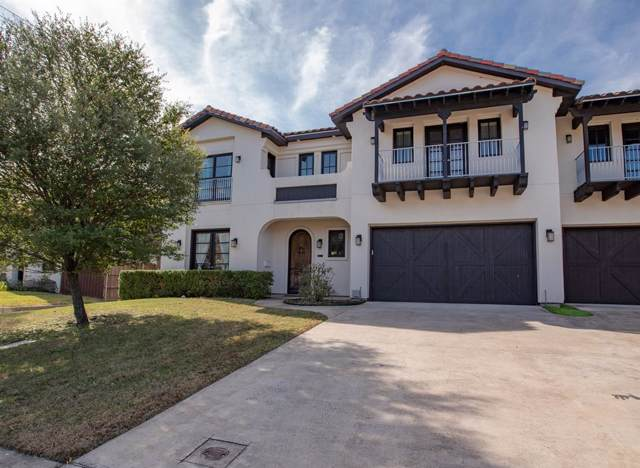 857 N Glasgow Drive C, Dallas, TX 75214 (MLS #14226965) :: RE/MAX Town & Country