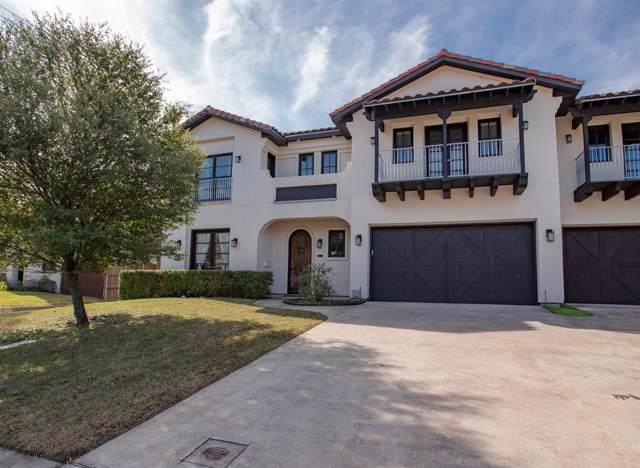 857 N Glasgow Drive C, Dallas, TX 75214 (MLS #14226965) :: The Kimberly Davis Group