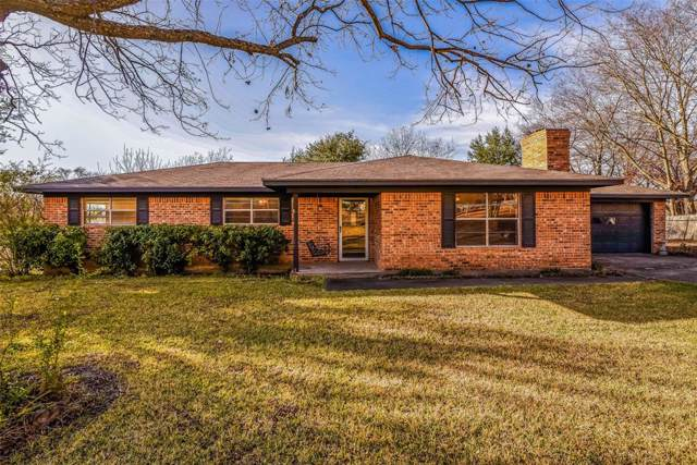 325 Watkins Road, Sherman, TX 75090 (MLS #14226973) :: RE/MAX Pinnacle Group REALTORS