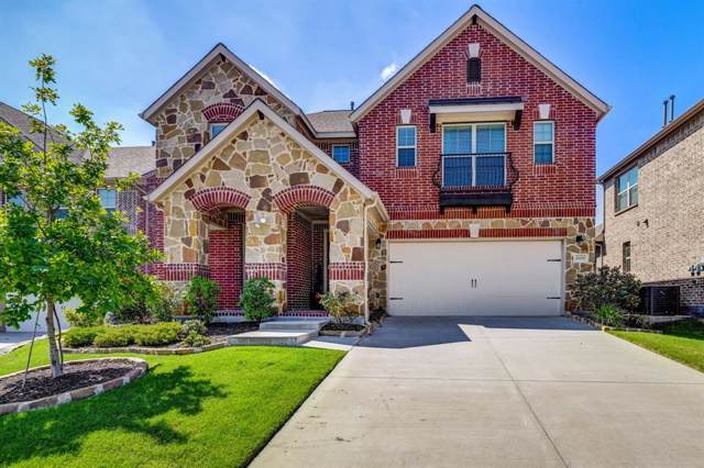 8809 Mccutchins Drive, Mckinney, TX 75070 (MLS #14226993) :: The Kimberly Davis Group