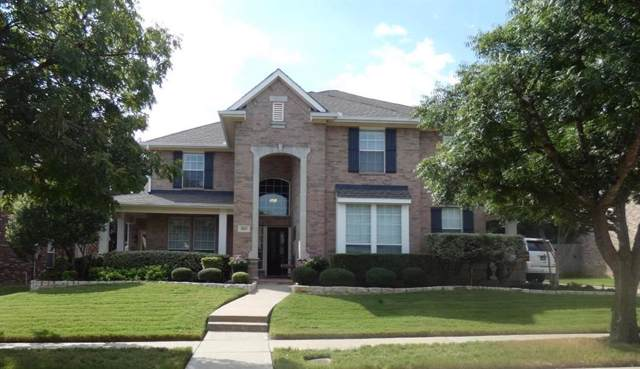 5013 Monarda Way, Fort Worth, TX 76123 (MLS #14227000) :: RE/MAX Town & Country
