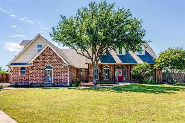 222 Deer Creek Drive, Aledo, TX 76008 (MLS #14227016) :: Potts Realty Group