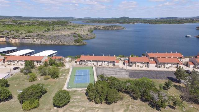 3127 Hells Gate Loop #42, Possum Kingdom Lake, TX 76475 (MLS #14227021) :: Century 21 Judge Fite Company