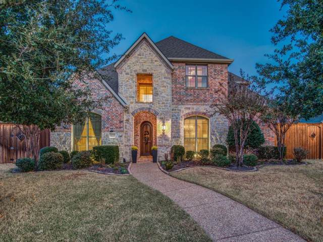 11738 Coronado Trail, Frisco, TX 75033 (MLS #14227025) :: RE/MAX Town & Country