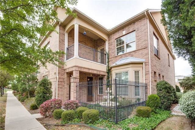 8341 Moore Street, Frisco, TX 75034 (MLS #14227029) :: RE/MAX Town & Country