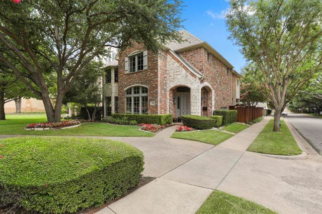2629 Milton Avenue, University Park, TX 75205 (MLS #14227030) :: RE/MAX Town & Country