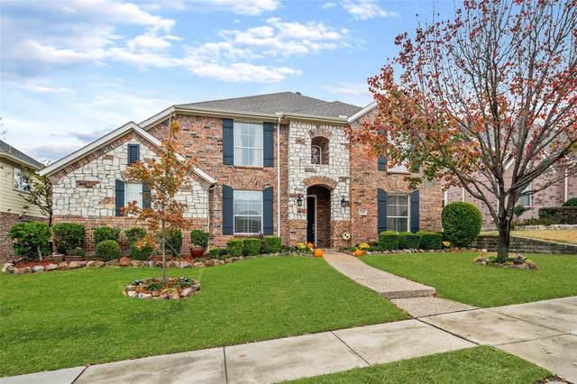 1100 Barrymore Lane, Allen, TX 75013 (MLS #14227034) :: Team Tiller