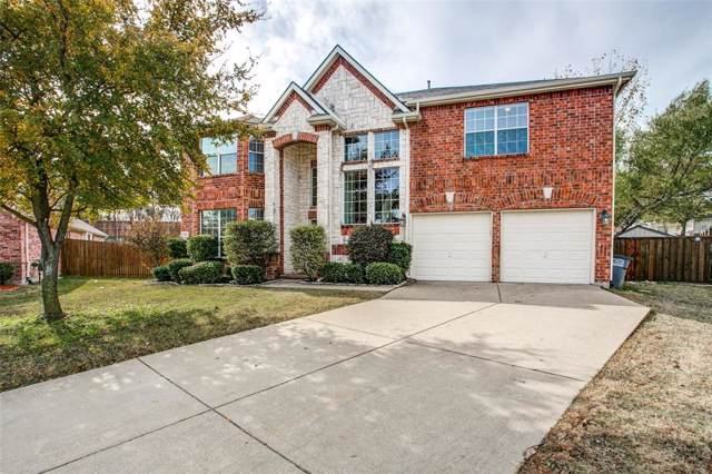 1214 Iron Horse Street, Wylie, TX 75098 (MLS #14227039) :: Vibrant Real Estate