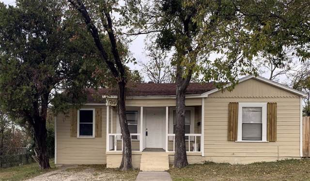 2663 Burton Avenue, Fort Worth, TX 76105 (MLS #14227043) :: North Texas Team | RE/MAX Lifestyle Property