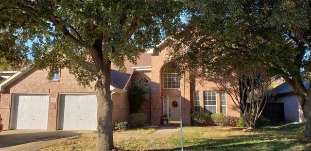 7808 Kristina Drive, Frisco, TX 75034 (MLS #14227045) :: Tenesha Lusk Realty Group