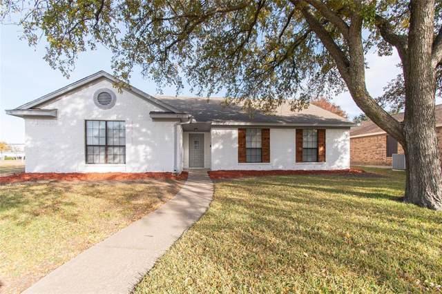 4113 Drakestone Avenue, Rowlett, TX 75088 (MLS #14227047) :: Ann Carr Real Estate