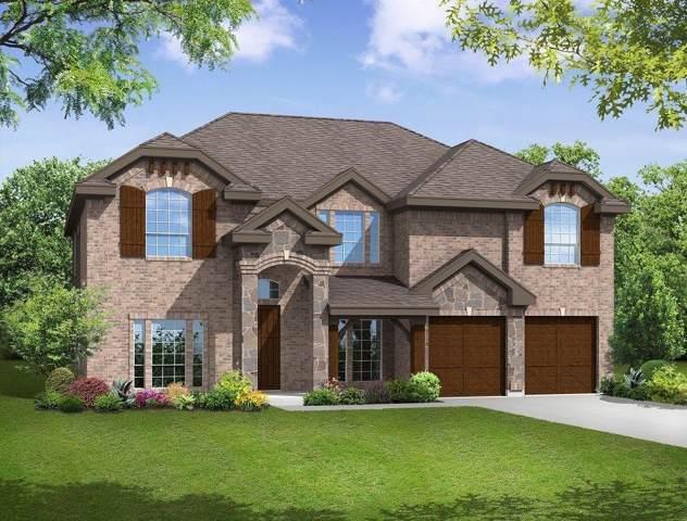 12345 Cottage Lane, Frisco, TX 75035 (MLS #14227055) :: Lynn Wilson with Keller Williams DFW/Southlake