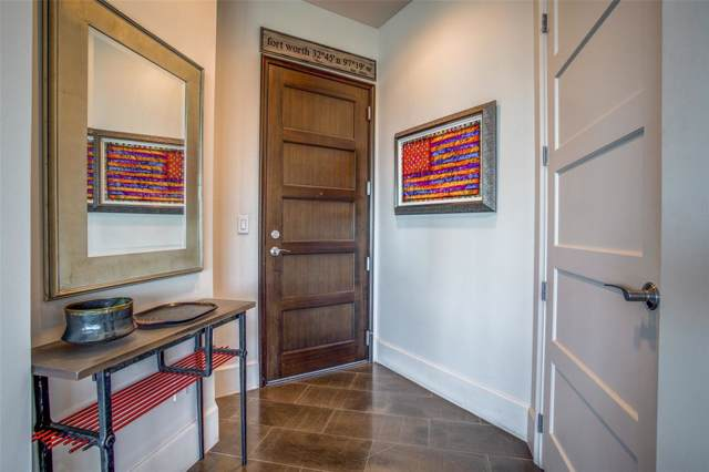 1301 Throckmorton Street #2501, Fort Worth, TX 76102 (MLS #14227058) :: The Chad Smith Team