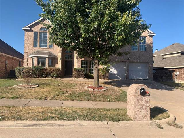 617 Martin Drive, Desoto, TX 75115 (MLS #14227059) :: The Kimberly Davis Group