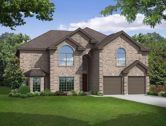 12469 Settlers Drive, Frisco, TX 75035 (MLS #14227064) :: Lynn Wilson with Keller Williams DFW/Southlake