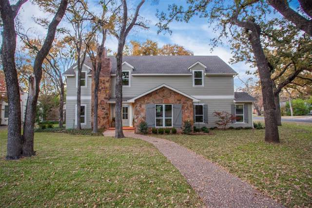 3700 Cresthaven Terrace, Fort Worth, TX 76107 (MLS #14227068) :: North Texas Team | RE/MAX Lifestyle Property