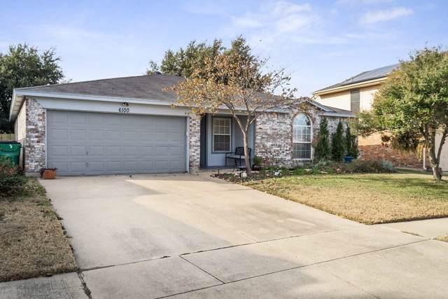 6100 Grayson Court, Watauga, TX 76148 (MLS #14227076) :: RE/MAX Town & Country