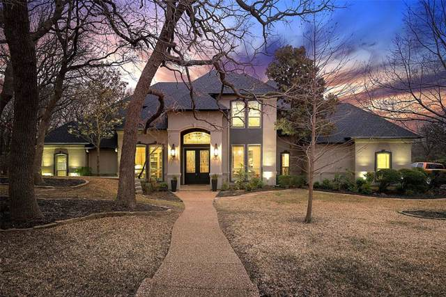 4805 Schooner Court, Flower Mound, TX 75022 (MLS #14227094) :: Lynn Wilson with Keller Williams DFW/Southlake