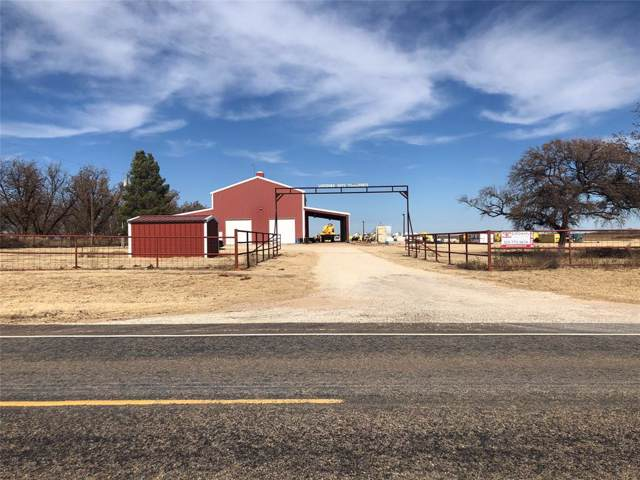 1270 W State Highway 222 W, Knox City, TX 79529 (MLS #14227096) :: All Cities Realty