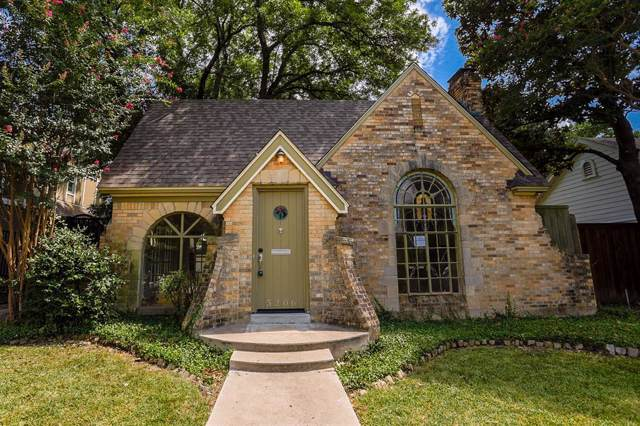 5206 Merrimac Avenue, Dallas, TX 75206 (MLS #14227106) :: Caine Premier Properties