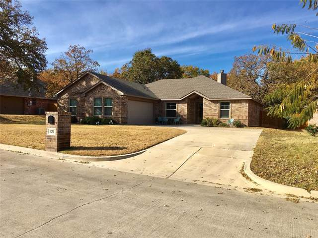 121 Ty Lane, Azle, TX 76020 (MLS #14227114) :: RE/MAX Landmark