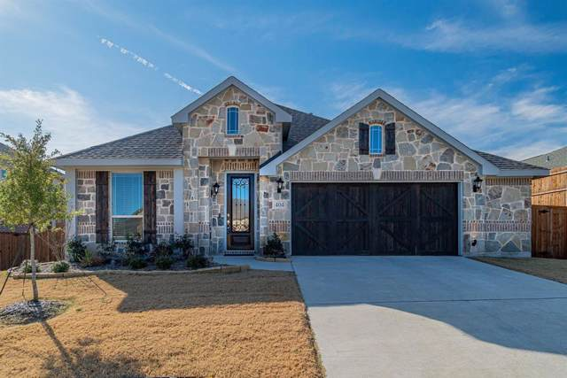 404 Tanglewood Drive, Wylie, TX 75098 (MLS #14227115) :: RE/MAX Town & Country